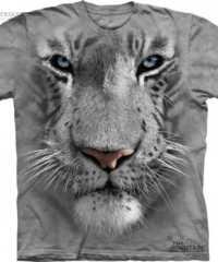 Tričko Bílý Tygr