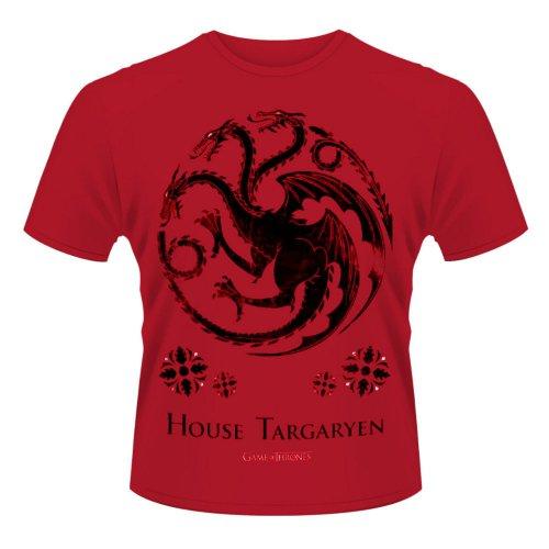 Tričko Game of Thrones – House of Targaryen