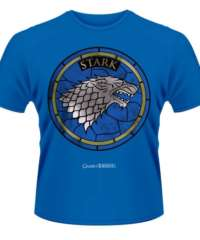 Tričko Game of Thrones – House Stark blue