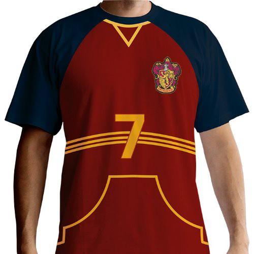 Tričko Harry Potter – Famfrpálový dres