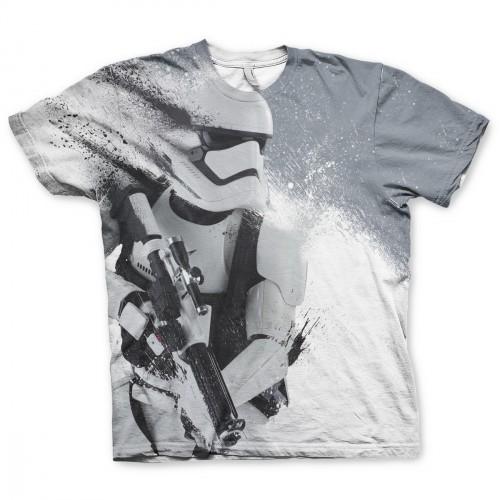 Tričko Star Wars – Trooper Allover