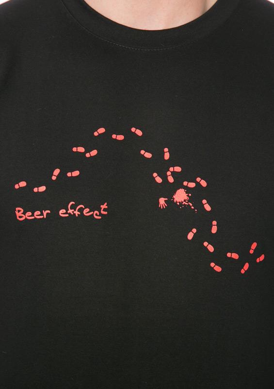 Beer effect pánské tričko