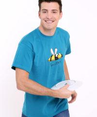 Frisbee pánské tričko