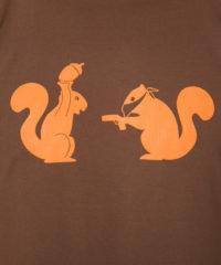 Veverky pánské tričko