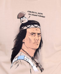 Vinnetou pánské tričko