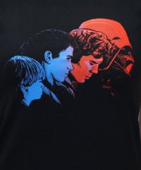 Vaders evolution dámské tričko