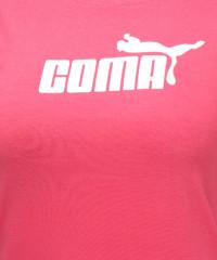 Coma fuchsiové dámské tričko
