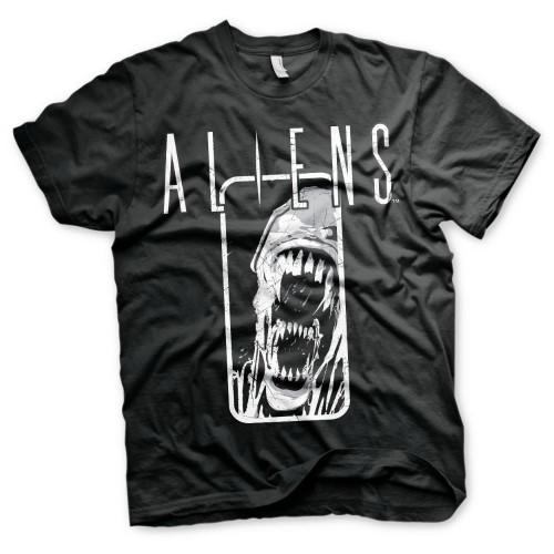 Tričko Aliens Distressed