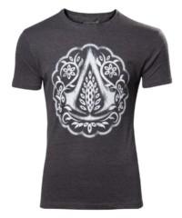 Herní tričko Assassins Creed Movie  – Florel Crest Logo