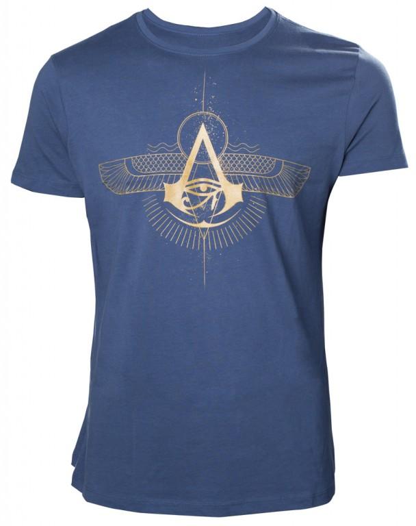 Herní tričko Assassins Creed Origins   – Golden Crest