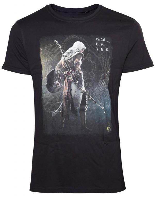 Herní tričko Assassins Creed  Origins – Bayek