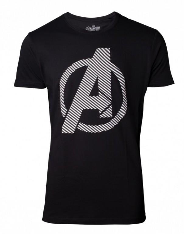 Filmové tričko Avengers Infinity War  Logo