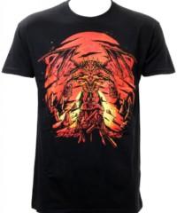 Herní tričko Dark Souls  – Dragon