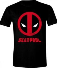 Filmové tričko Deadpool  – Logo Name