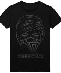 Herní tričko Dishonored 2  – Emily