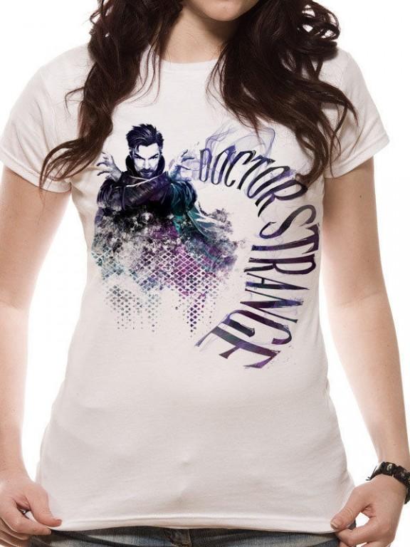 Filmové tričko Doctor Strange  Dámské – Ink Effect
