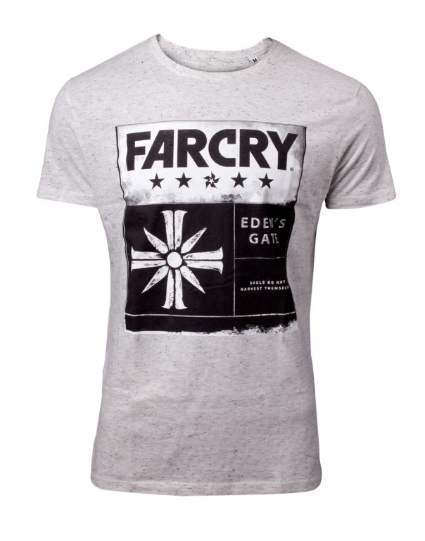 Herní tričko Far Cry 5  Eden Gate