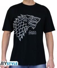 Filmové tričko Game of Thrones  – Stark