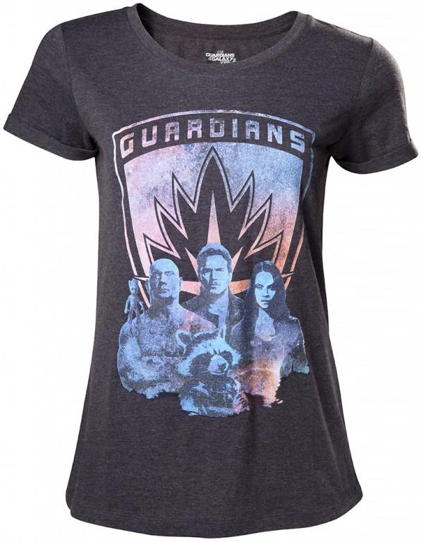 Filmové tričko Guardians of the Galaxy Dámské  – The Guardians