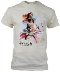 Herní tričko Horizon Zero Dawn  – Character Pose
