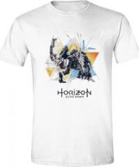 Herní tričko Horizon Zero Dawn  – Enemy Stance