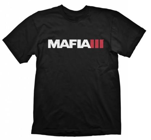 Herní tričko Mafia 3  – Logo