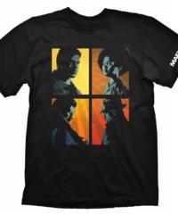 Herní tričko Mafia 3  – Portraits