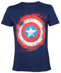Filmové tričko Marvel  – Captain America Shield