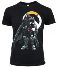 Herní tričko Overwatch  – Reaper