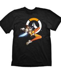 Herní tričko Overwatch  – Tracer