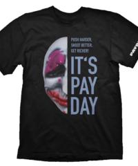 Herní tričko PayDay 2  – Hoxton Mask