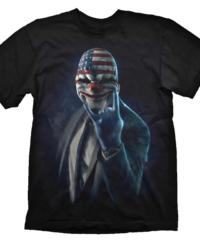 Herní tričko PayDay 2  – Rock On
