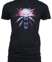 Herní tričko The Witcher 3  – Medallion