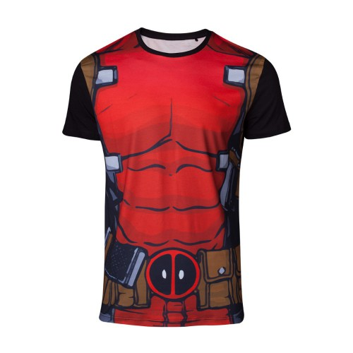 Tričko Deadpool – Deadpool's Suit
