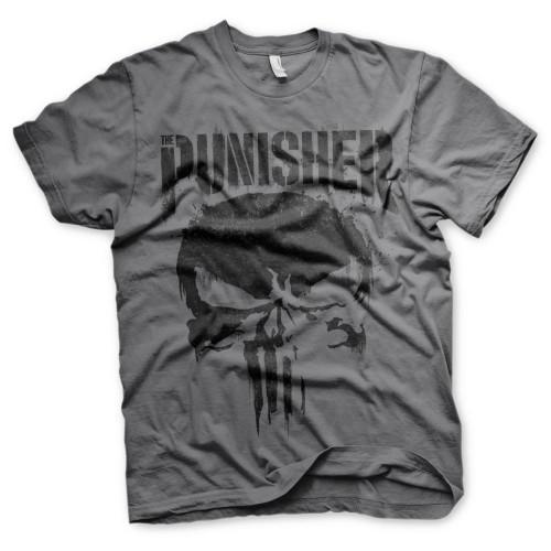 Tričko Marvel: The Punisher – Big Skull