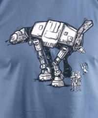AT-AT pánské tričko – nový střih