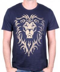 Herní tričko World of Warcraft  Alliance Navy