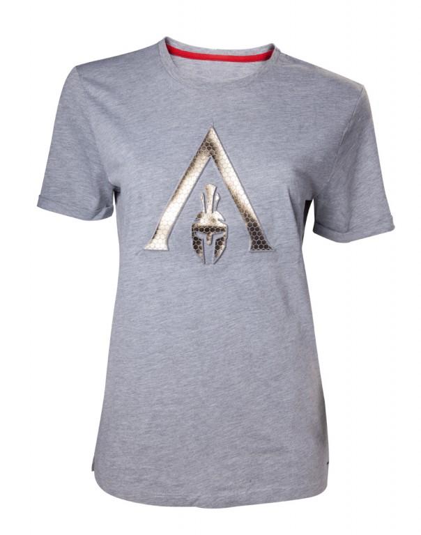 Herní tričko Assassins Creed Odyssey Dámské  Logo