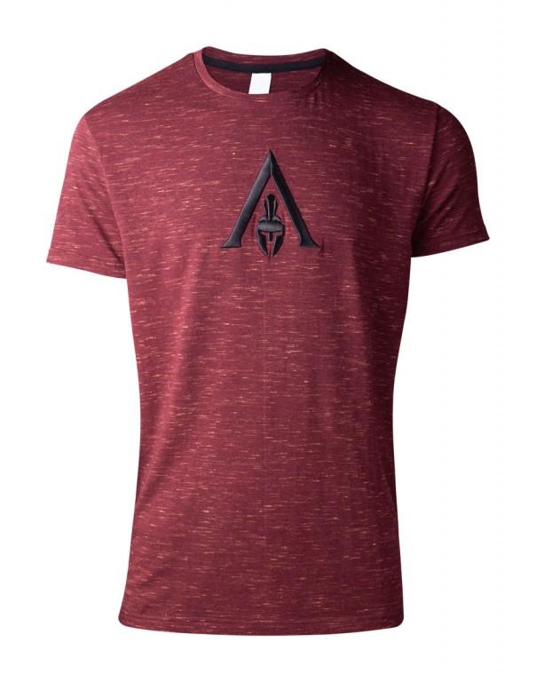 Herní tričko Assassins Creed Odyssey  Space Dye