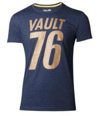 Herní tričko Fallout 76  Golden