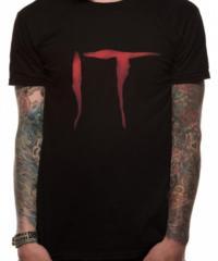 Filmové tričko IT  – Logo