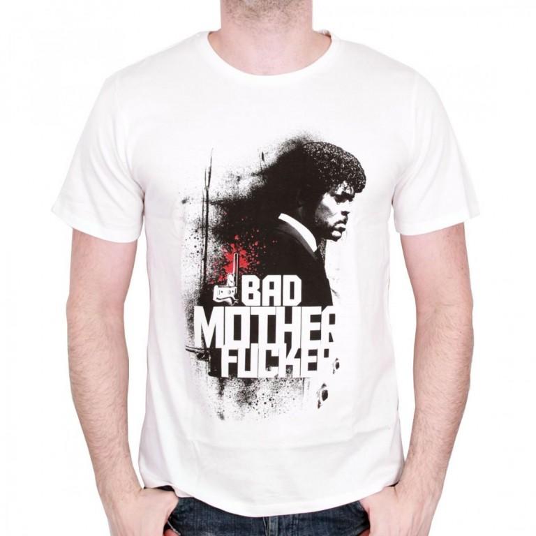Filmové tričko Pulp Fiction  Bad Mother Fucker