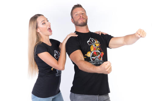 Pirát silnic pánské tričko – nový střih