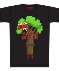 Tričko Deadpool – I am Groot
