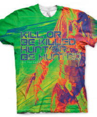Tričko Predator – Allover