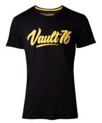 Herní tričko Fallout 76  Vault 76