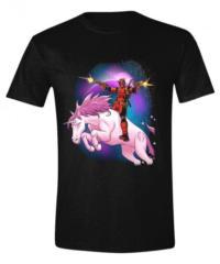 Tričko Deadpool – Space Unicorn