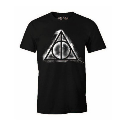 Tričko Harry Potter – Deathly Hallows