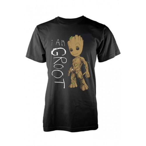 Tričko Guardians of the Galaxy 2 – I Am Groot