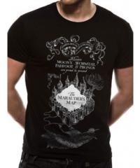 Tričko Harry Potter – Pobertův plánek